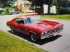 Charlie Magers' 1969 Chevelle, view #1