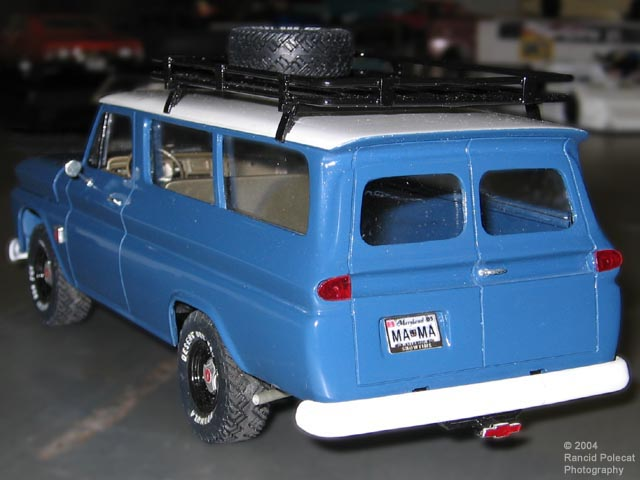 Post Pics of your 1960-1966 Chevrolet & GMC Scale Model Pickups ...