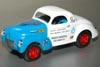 Ron Roberts' 1940 Willys Gasser, view #1