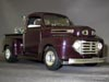 Pat Crittenden's 1950 Ford Pickup, view #1